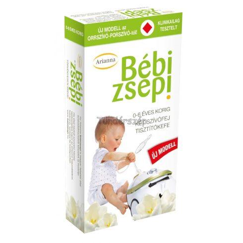Arianna Bébi Zsepi Orrszívó-Porszívó