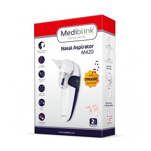 Mebby Medel Nose Clean Elemes Orrszívó